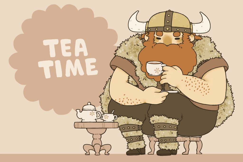 tea time by princesscallie d5tzvjk