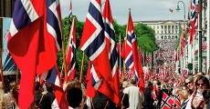The 17th of May - Norwegian Constitution Day