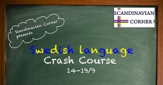 Swedish Language Crash Course